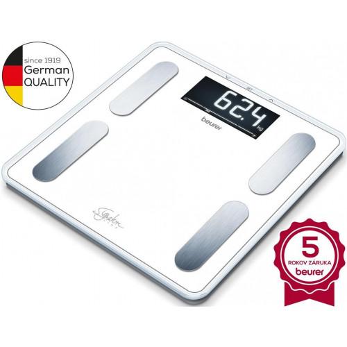 BEURER  Osobná váha diagnostická BF400 White