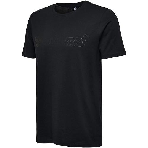 Hummel LUKE T-SHIRT S/S tričko Čierna