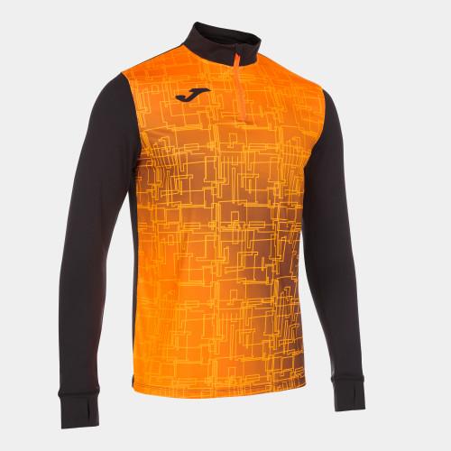 Joma Mikina pánska bežecká 108 Oranžová