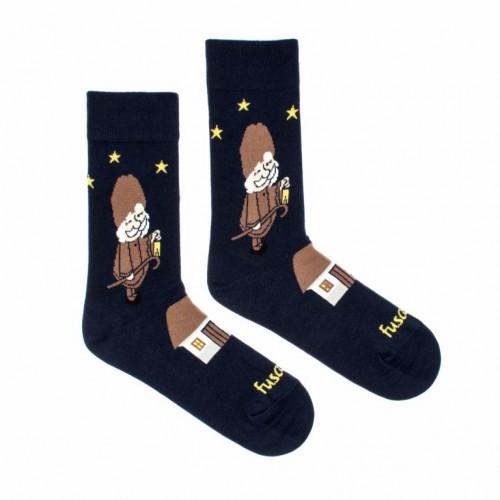 FUSAKLE ponožky Deduško Večerníček