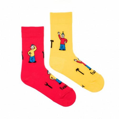 FUSAKLE ponožky detské Pat a Mat