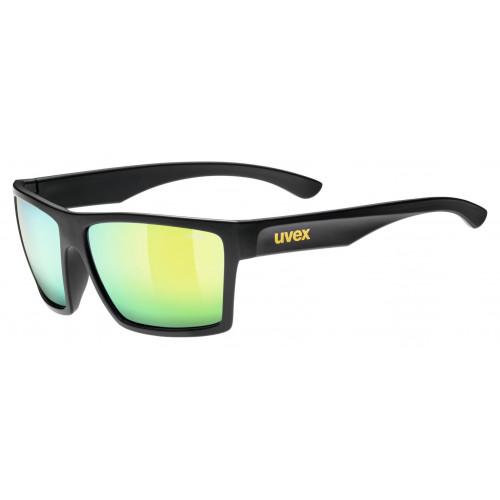 uvex lgl 29 black mat yellow s3