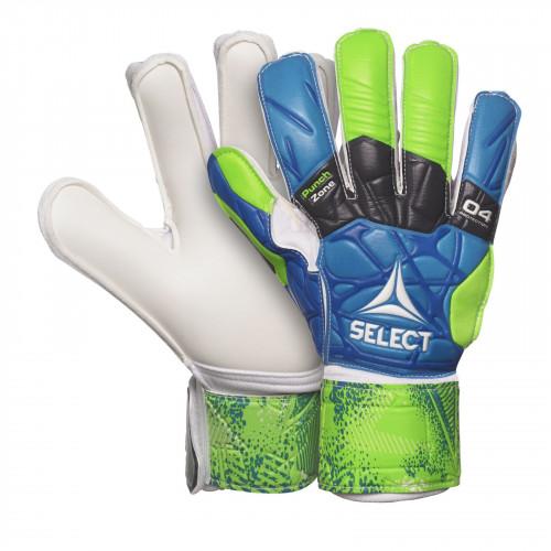 Select Brankárské rukavice GK gloves 04 Protection Flat cut