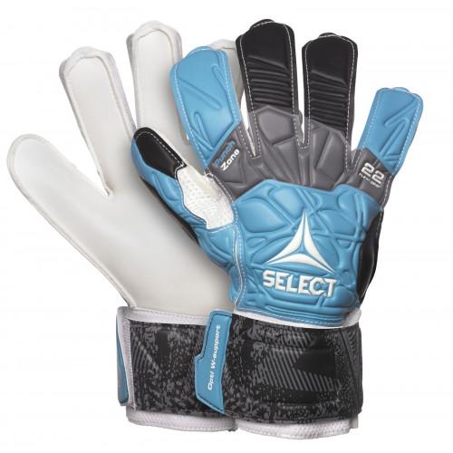 Select Brankárske rukavice GK gloves 22 Flexi Grip Flat cut