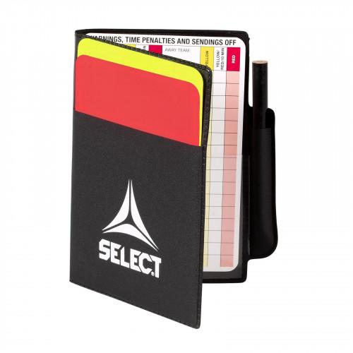 Select  Set kariet pre rozhodcov