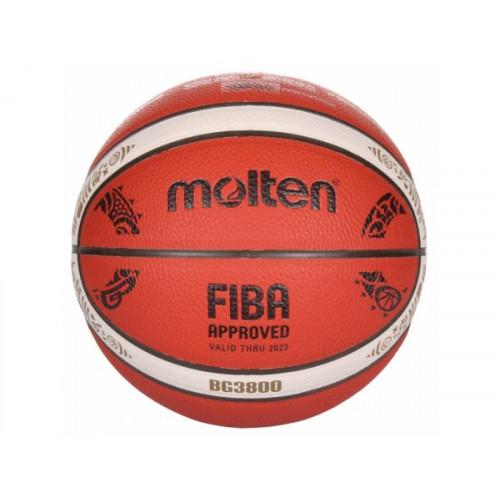 Molten B7G3800  basketbalová lopta
