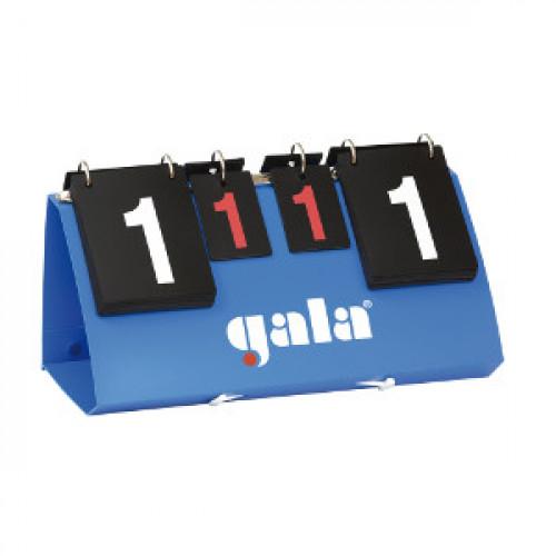 Gala Ukazovateľ skóre pre Volejbal