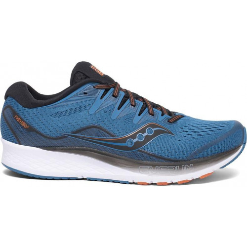 Saucony Ride Iso 2 Blk/Blue